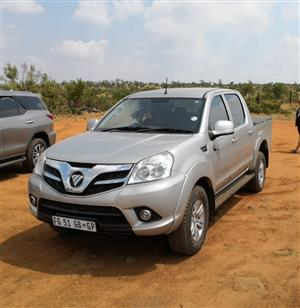 2016 Foton Tunland 2.8 double cab off road Comfort