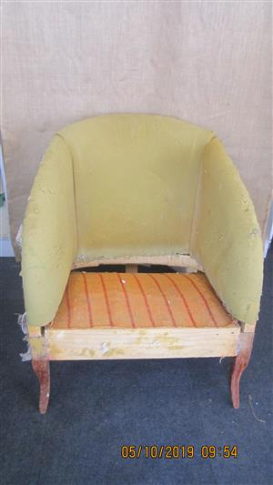 reupholstery to furniture