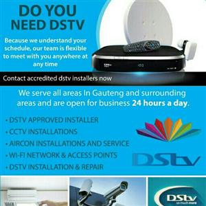 Vaal Marine Dstv installations and Repairs 0727255109
