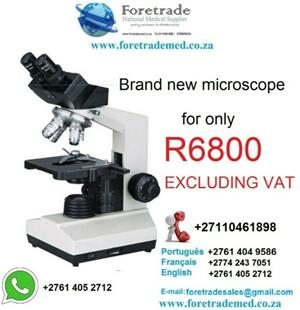 Brand New Binocular Microscope for sale R6800