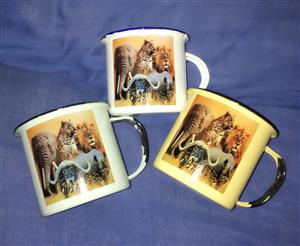 Big 5 camping mugs for sale