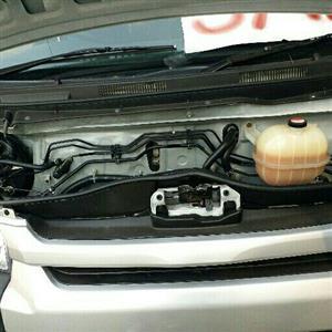 2017 Toyota Quantum 2.5D 4D Ses fikile