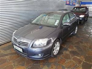 2006 Toyota Avensis 2.4 Exclusive