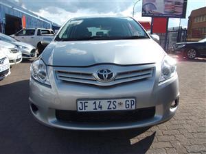 2011 Toyota Auris 1.6 Xi