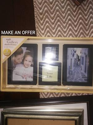 Collage photo frames for sale