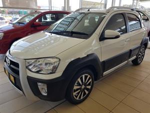 2019 Toyota Etios Cross ETIOS CROSS 1.5 Xs 5Dr