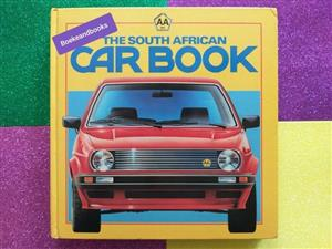 The South African Car Book - AA - RSA.