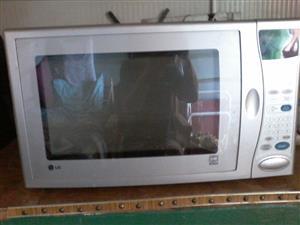 LG multiwave