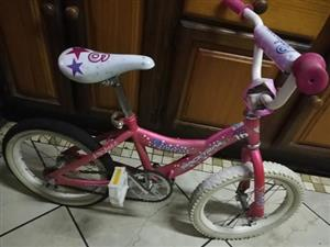 Girlls bicycle