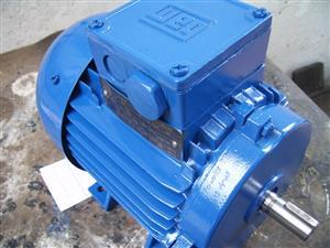 W.E.G. 0.37 KW  380 volts motor