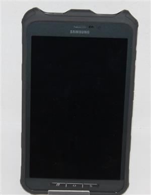 Samsung galaxy tab active with charger and cover S032521A #Rosettenvillepawnshop