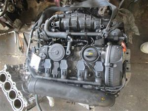 VW Golf 6 1.8TFSi low mileage import engine for sale