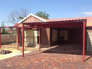 Alberton - Brackendowns 3 x bedroom 2 bathrooms
