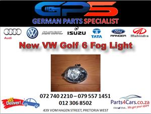 New Golf 6 Fog Light for Sale