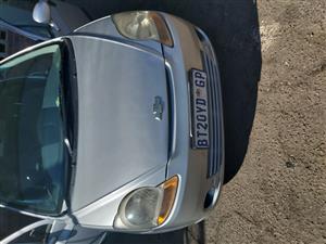 2008 Chevrolet Spark 1.2 LS