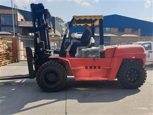 10 Ton Forklift for sale - BARGAIN