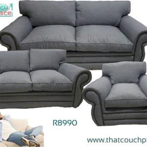 comfy 6 seater dingaan couch