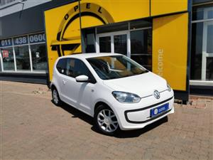 2016 VW up! move  3 door 1.0