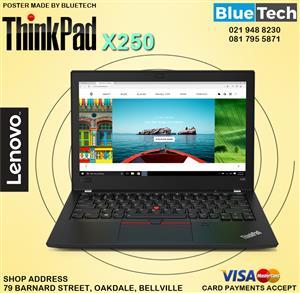 "Lenovo ThinkPad X250 - 12.5"" ULTRABOOK Intel Core i5-5200U 2.70"