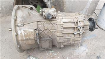 FAW truck  manual gearbox
