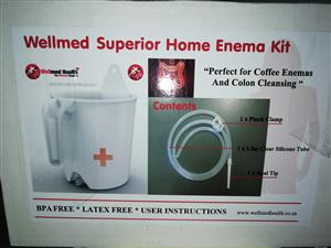 Wellmed Health: Home Enema Kit