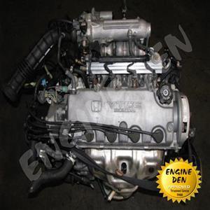HONDA 1.5 16 VALVE FUEL INJECTION D15B ENGINE USED