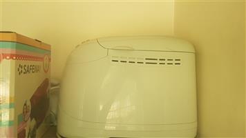 Sunbeam bread maker used once