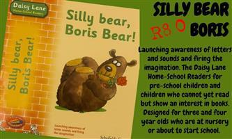 Silly Bear Boris