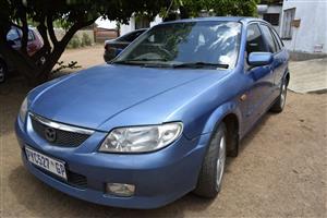 2004 Mazda Etude