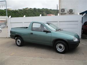 2000 Opel Corsa Utility
