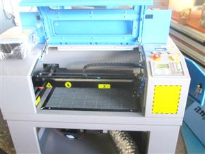 LC2-1810/80 TruCUT Performance Range 1800x1000mm Cabinet, Conveyor Table Laser Cutting