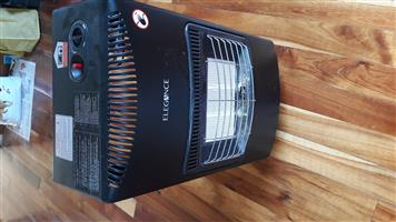 Elegance 9kg gas heaters for sale