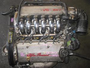 ALFA  ROMEO 156 2.5L V6 24V, AR32401