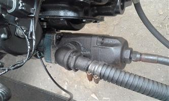 PPO for UD 90  and pump drive