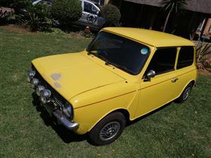 1984 Mini Cooper