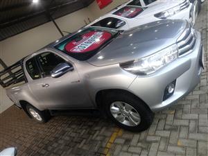 2016 Toyota Hilux Xtra cab HILUX 2.8 GD 6 RAIDER 4X4 P/U E/CAB