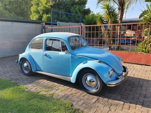 1972 VW Beetle 2.0