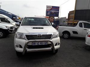 2011 Toyota Hilux 3.0D 4D Raider Legend 45