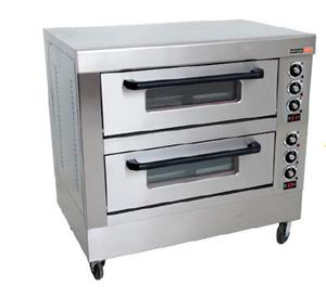 DECK OVEN ANVIL - 4 TRAY - DOUBLE DECK-DOA3002