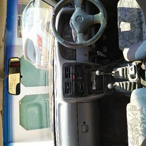 1999 Nissan Hardbody 3.0 16V TD double cab 4x4 SEL