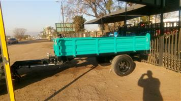 Feeler 5 Ton Tip Trailer / Tip Wa New Implement