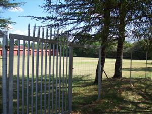 Vacant land situated in the heart of Harrismith offering commecial space.