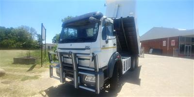 POWERSTAR 2628 10M3 TIPPERS FOR SALE