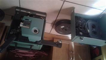 16mm projecter