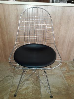 Stainless Steel kitchen chairs