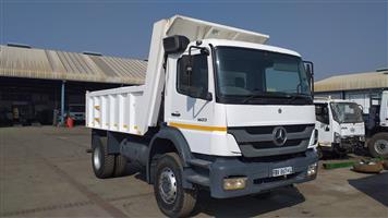 2012 Mercedes Benz Axor 1823 6m Tipper. 300000km. Good condition. R295000 + VAT
