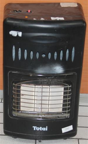 Totai gas heater no bottle S036063A
