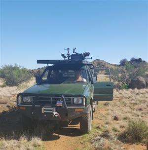 1996 Toyota Hilux 2.0
