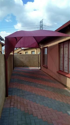 Beautiful two bedroom house in block vv