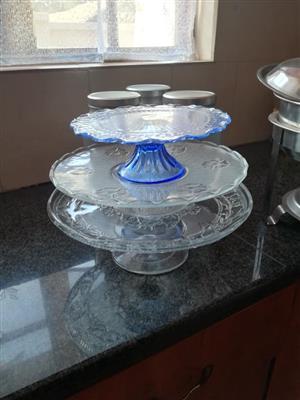 Glas koekborde te koop